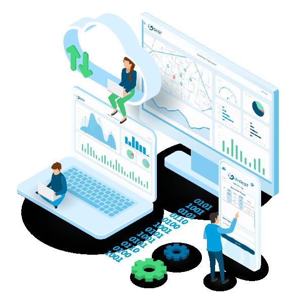 Smart Metering Soluzioni Software per la raccolta e la gestione dei dati Smart